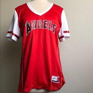 Angel Baseball Women's Jersey